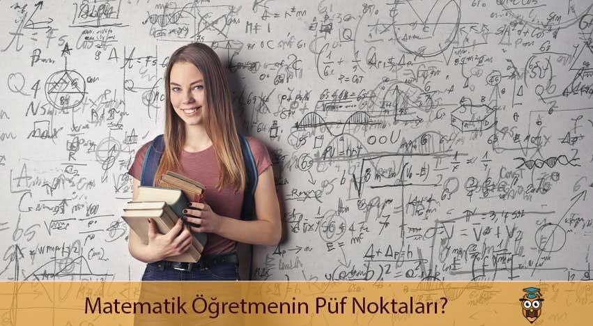 Matematik Öğretmenin Püf Noktaları? Herkes Matematik Yapabilir!