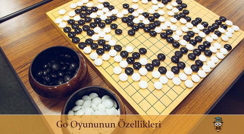 Go Oyununun Özellikleri
