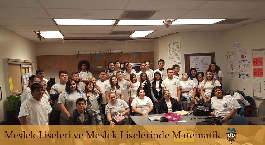 Meslek Liseleri ve Meslek Liselerinde Matematik