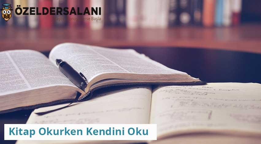 Kitap Okurken Kendini Oku
