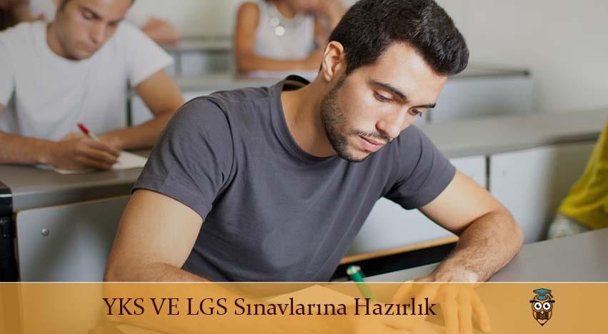 YKS VE LGS Sınavlarına Hazırlık