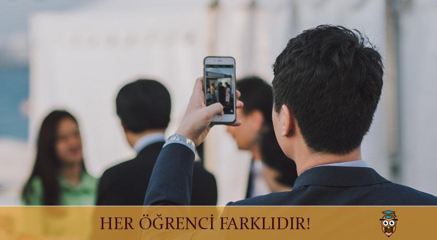 HER ÖĞRENCİ FARKLIDIR!