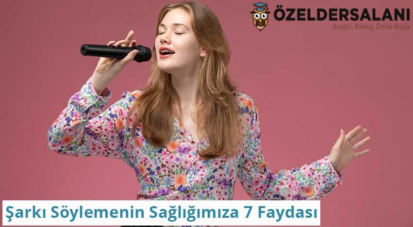 Şarkı Söylemenin Sağlığımıza 7 Faydası