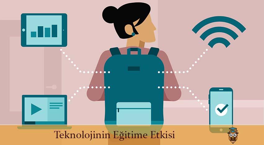 Teknolojinin Eğitime Etkisi