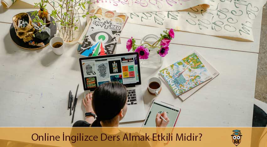 Online İngilizce Ders Almak Etkili Midir?