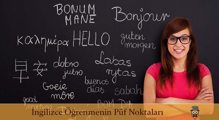İngilizce Öğrenmenin Püf Noktaları