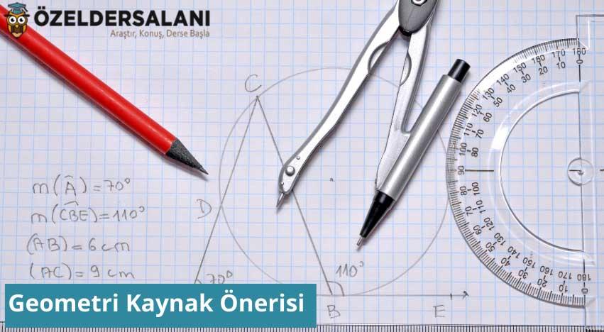 Geometri Kaynak Önerisi; Doğru Kaynakla Geometri Nasıl Çalışılır?