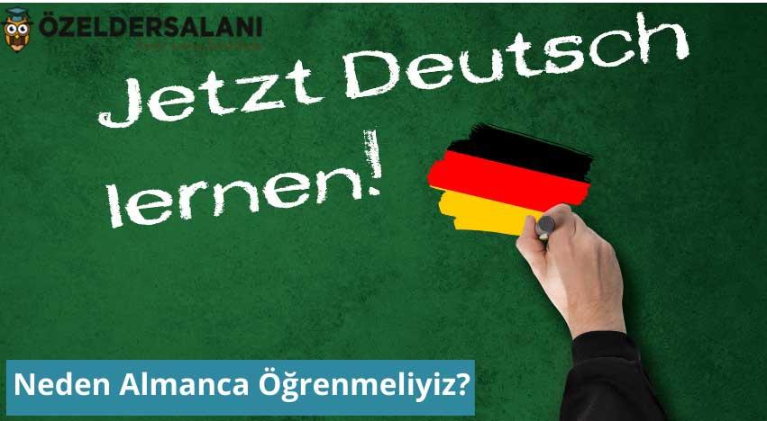 Neden Almanca Öğrenmeliyiz?