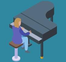 Müzik-Piyano Ders Talebi
